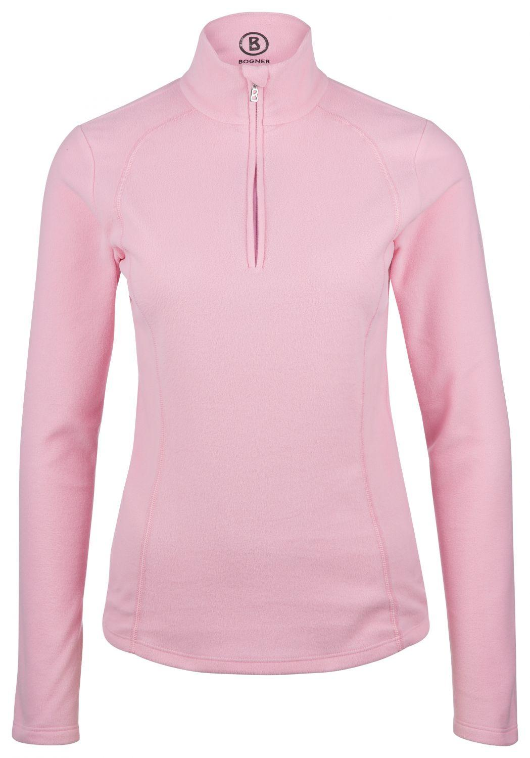 Bogner Damen First Layer Fleecepullover Madita Rosa