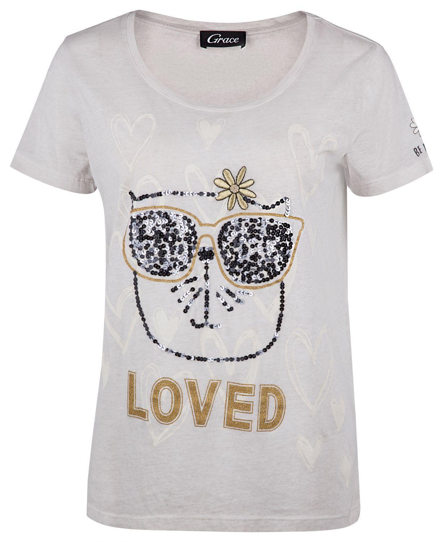 e4ad1d0d38cc5 Grace Damen T-Shirt