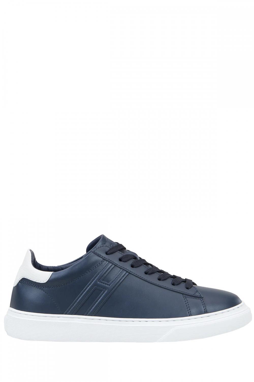 Hogan Herren Sneaker H365 Blau