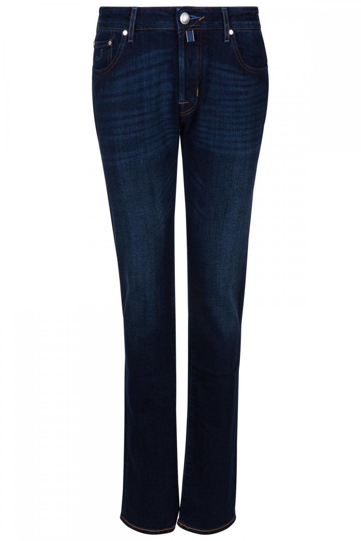 Jacob Cohen handmade Herren Jeans 688 Comfort Blau