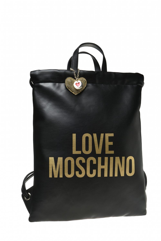05eb80ca67847 Love Moschino Damen Beuteltasche Schwarz