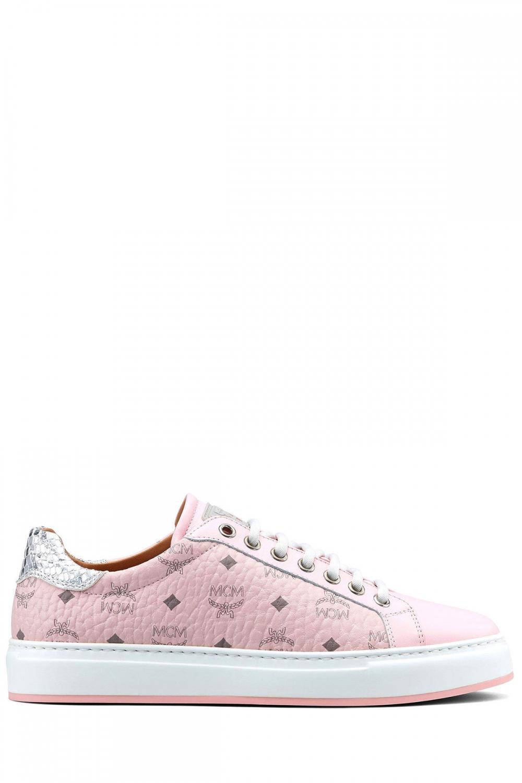 MCM Damen Sneaker Rosa