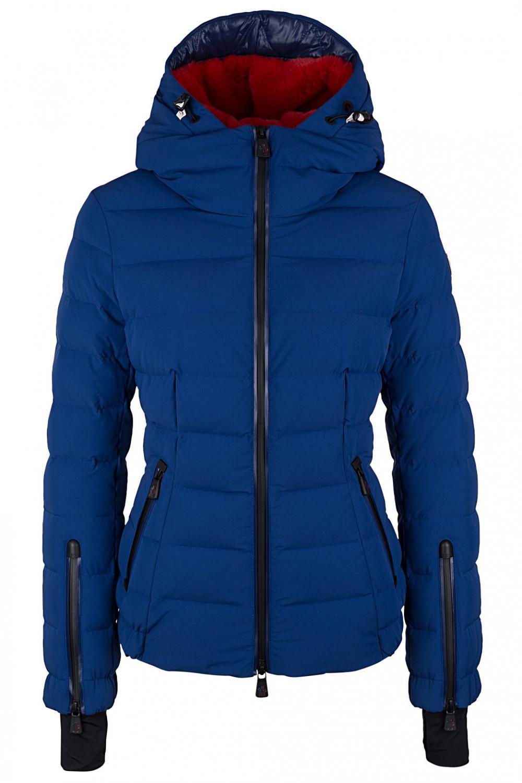 "Moncler Grenoble Damen Skijacke ""Chena"" Blau | SAILERstyle"