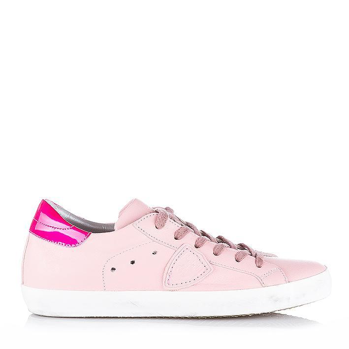 Classic Model Damen Veau Sneaker Pink Philippe MSpzqUV