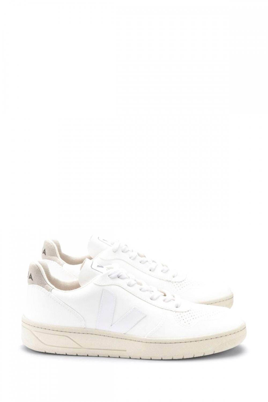 Veja Damen Sneaker V10 Weiss