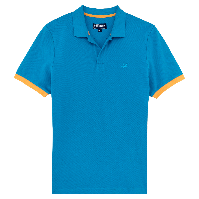 Vilebrequin Herren Poloshirt Palatin Seychelles