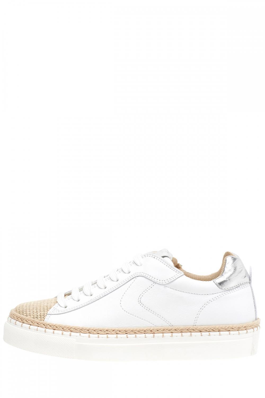 Voile Blanche Damen Sneaker Panarea Weiss