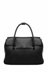 Damen Handtasche Milano L Schwarz