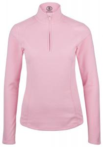 Damen First Layer Fleecepullover Madita Rosa