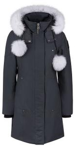Damen Daunenparka Stirling Granit