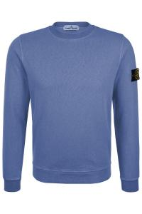 Herren Sweatpullover Blau