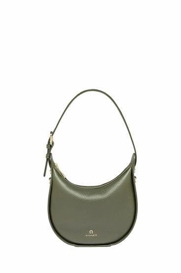 Damen Beuteltasche Ivy S Olivegrün