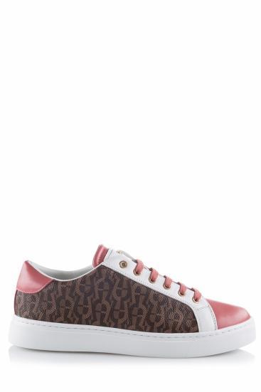 Damen Sneaker Diane Rosa/Braun