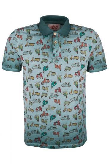 """Herren Poloshirt """"Best"""" Oceano"""