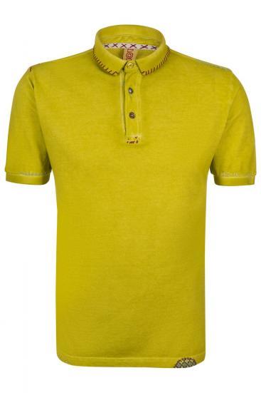 """Herren Poloshirt """"Ricky"""" Acido Tintofreddo"""