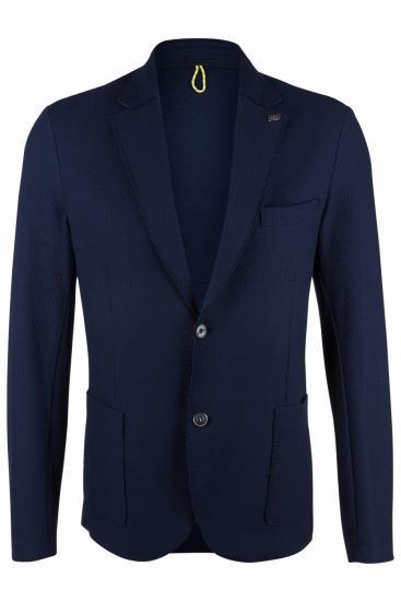 Herren Sakko Picky376 Blu