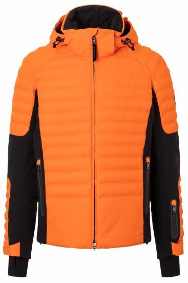 Herren Skijacke Fredo-T Orange