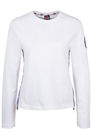 Damen Sweatpullover About Weiss