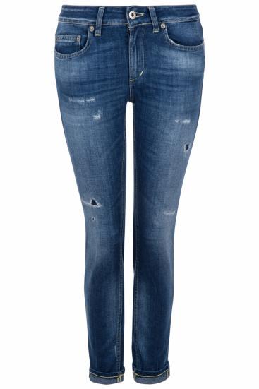 Damen Jeans Monroe Blau