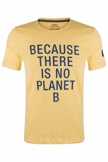 Herren Natal Classic T-Shirt Gelb