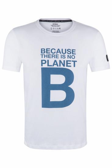 Herren Natal Great B T-Shirt Weiss