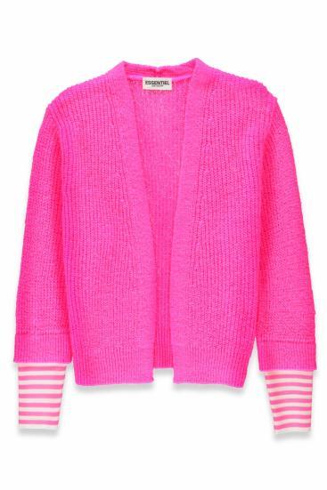 """Damen Cardigan """"Vouloir"""" Pink"""