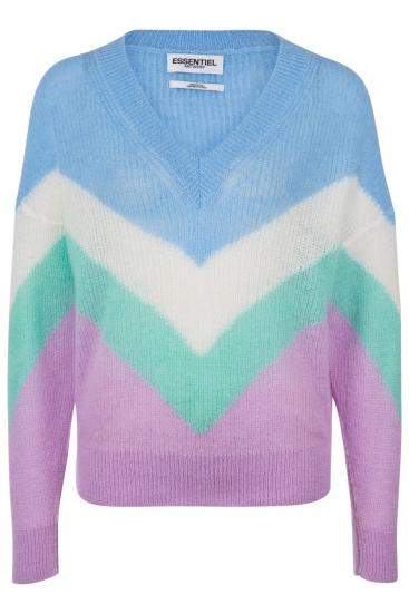 "Damen Strickpullover ""Saipan"" Multicolor"