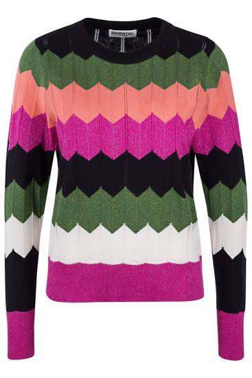 "Damen Strickpullover ""Susan"" Multicolor"