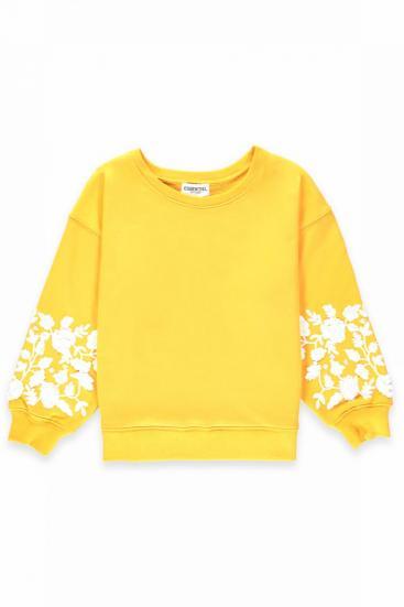 "Damen Sweatpullover ""Sarasota"" Gelb"