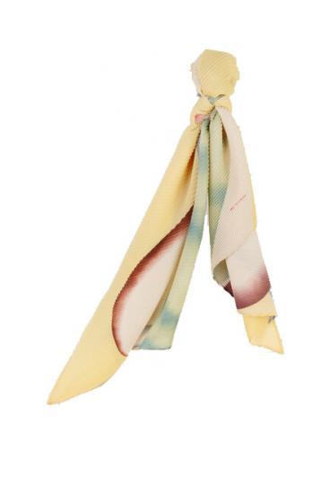 Damen Tuch Gelb