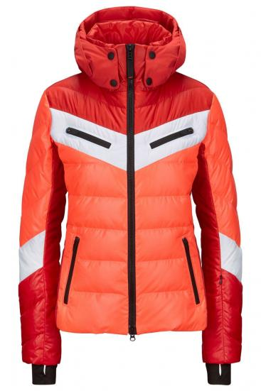 Damen Skijacke Farina-D Orange