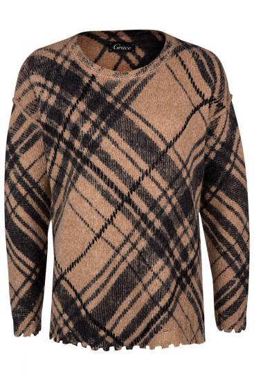 Shirt Grace Damen T CamelSailerstyle PXZkiu