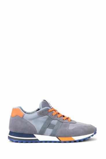 Herren Sneaker H383 Nastro Hellgrau