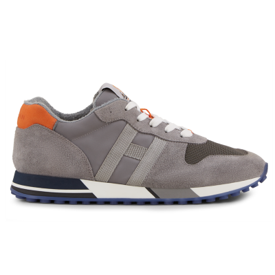 Herren Sneaker H383 Retro Running Grau