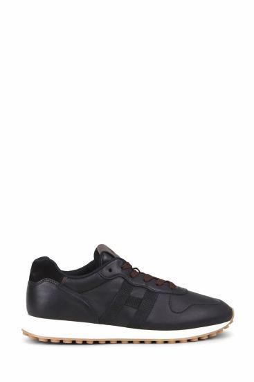 Herren Sneaker H429 Schwarz