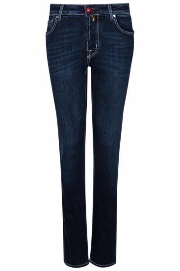 handmade Herren Jeans 688 Comfort Denim Blau