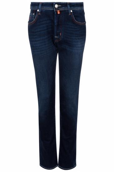 handmade Herren Jeans 688 Comfort Blau