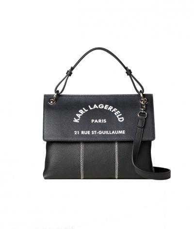 Damen Handtasche Rue St-Guillaume Schwarz