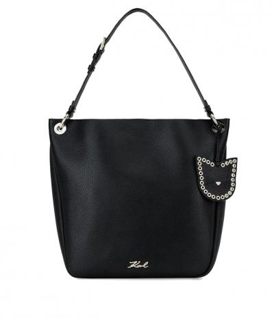"Damen Hobo Tasche ""Karry All"" Schwarz"