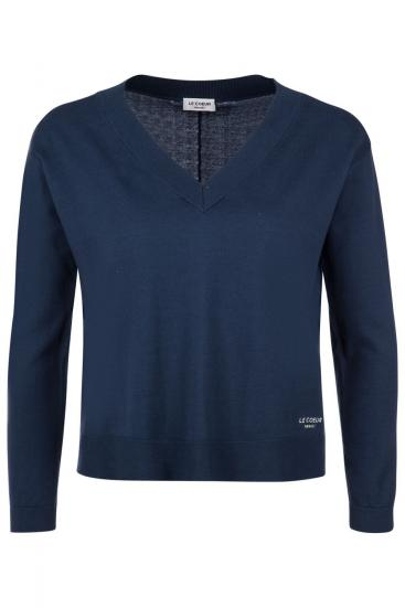 Damen Pullover Deep Lake