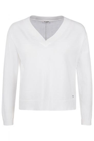 Damen Pullover Offwhite
