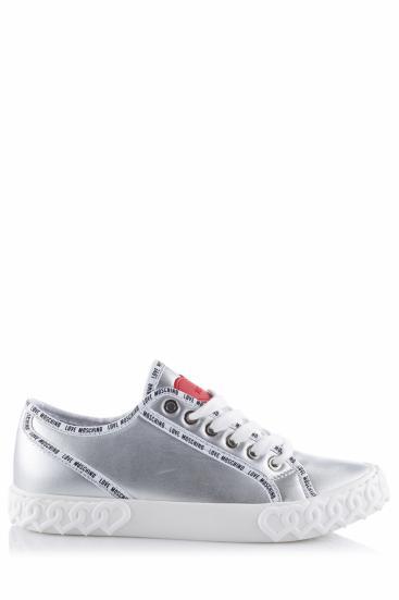 Damen Sneaker Silber