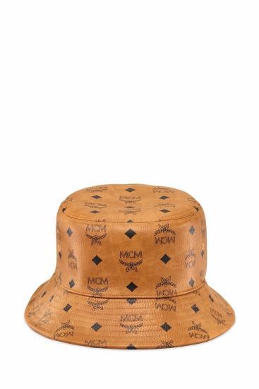 Fischerhut Bucket Hat Collection Cognacbraun