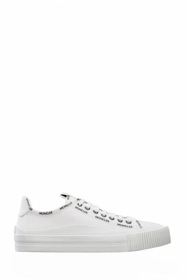Damen Sneaker Glissiere Weiss