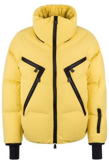 Damen Skijacke Avise Gelb