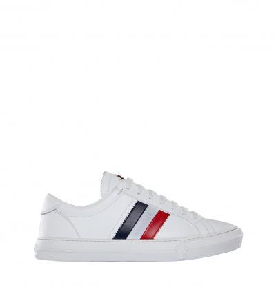 """Herren Sneaker """"New Monaco"""" Weiss"""