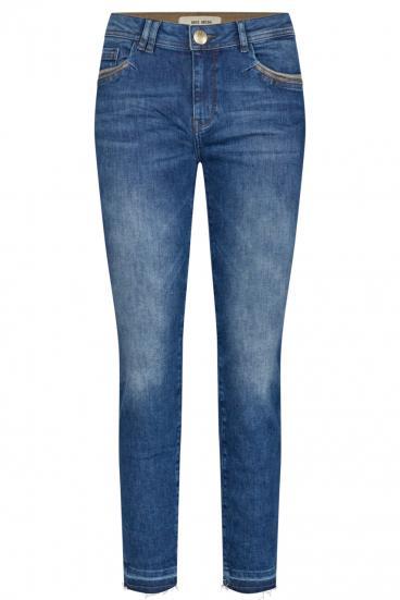 Damen Jeans Summer Jewel Blau