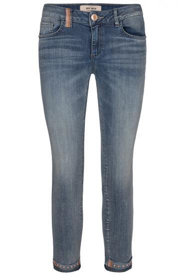 Damen Summer Ida Troks Jeans Blue