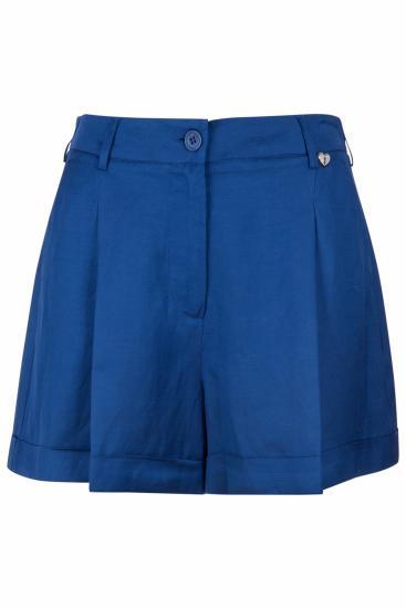 Damen Shorts Blau