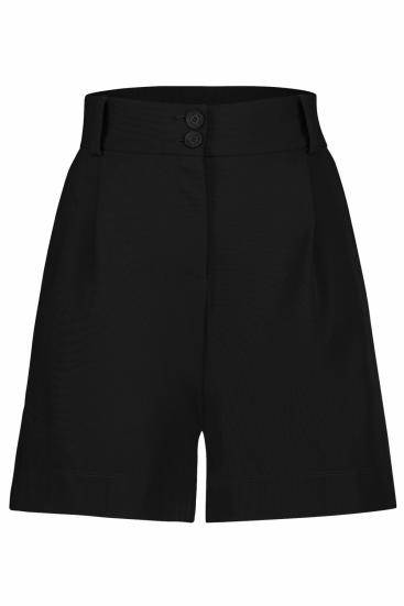 Damen Shorts Schwarz